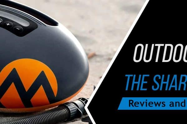 outdoor master the shark sup pump review
