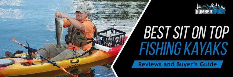 Best Sit On Top Fishing Kayaks Under $1000 In 2021