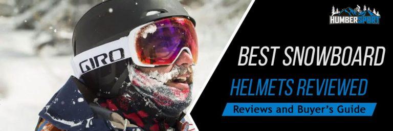 The 7 Best Snowboard Helmets Reviewed In 2021
