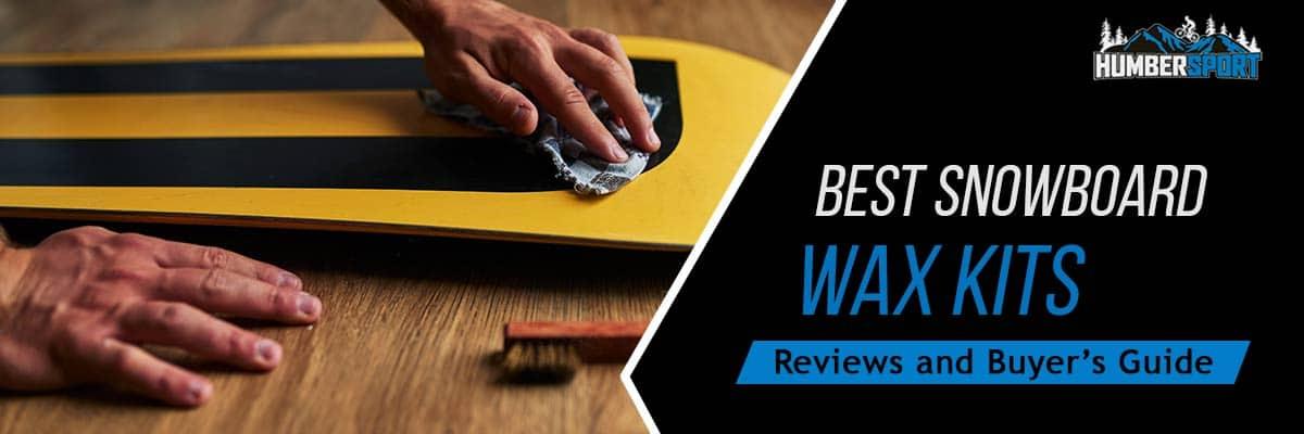 best snowboard tuning waxing kit