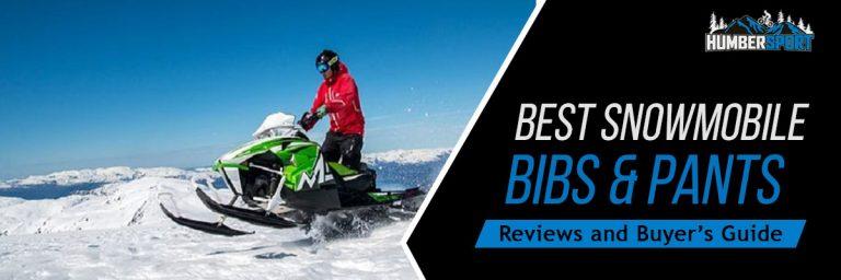 Best Snowmobile Pants & Bibs Reviewed In 2021