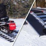 Best snowmobile loading ramps