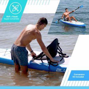 bluefin kayak converson