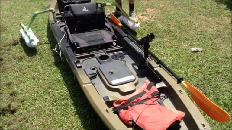 DIY Kayak Outriggers Guide