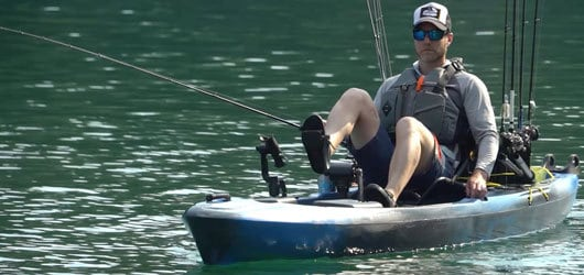 fishing pedal kayak