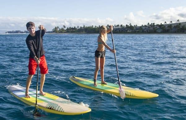 paddleboard size guide