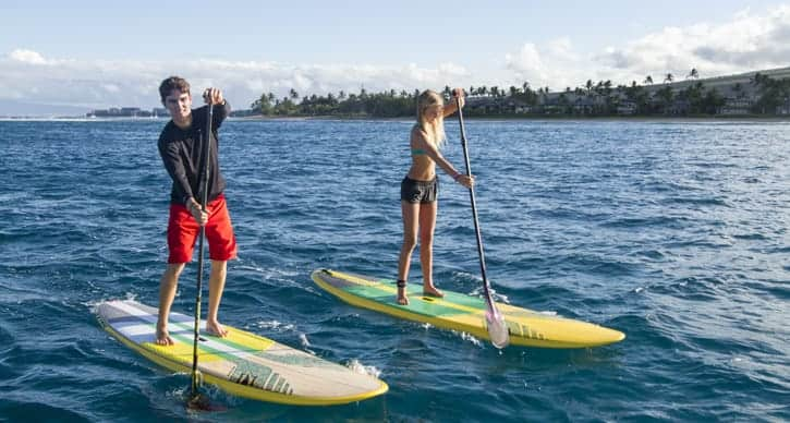 How To Choose The Right Paddle Board Size