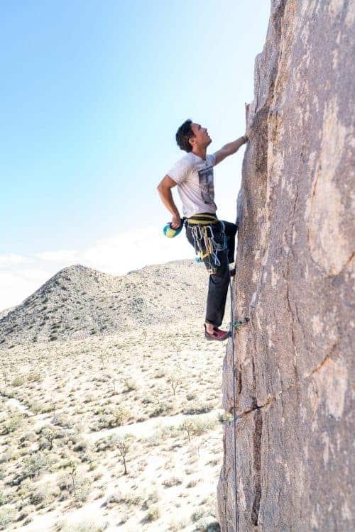 About me Richard and climb gear hub