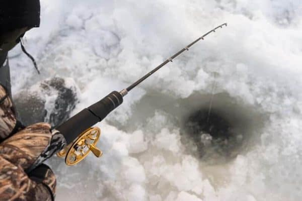 best ice fishing reels